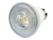TCP Dimmable 7W 2700K 25° PAR20 LED Bulb, Wet Rated