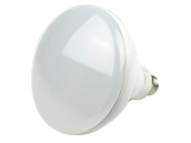 TCP Dimmable 12W 3000K BR40 LED Bulb