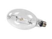 Philips Safety Coated 400 Watt Clear ED37 Cool White Metal Halide Bulb