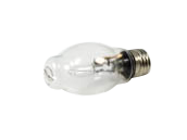 Bulbrite Safety Coated 53W 120V BT15 Halogen Clear Bulb. WARNING: THIS BULB IS NOT TO BE USED NEAR LIVE BIRDS.