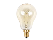 Bulbrite 15 Socket String Lights with 25W Nostalgic Bulbs