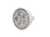 TCP Dimmable 5W 2700K 40° MR16 LED Bulb, GU5.3 Base
