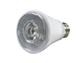 TCP Dimmable 7W 2400K 25° PAR20 LED Bulb, Wet Rated