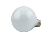 TCP Dimmable 5W G25 Globe LED Bulb
