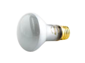 Bulbrite 45W 120V R20 Reflector Bulb, E26 Base