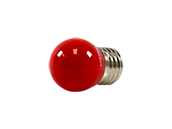 Litetronics Non-dimmable 1W Red S11 LED Bulb
