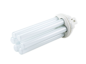 Philips 32W 4 Pin GX24q3 Cool White Long Triple Twin Tube CFL Bulb