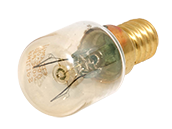 Philips 25 Watt, 230-240 Volt Clear T25 European Appliance and Oven Bulb
