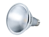 Bulbrite Dimmable 13W 25° 3000K PAR30L LED Bulb, Enclosed and Wet Rated