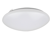 NaturaLED Dimmable 14W 12in 5000K Flush Mount LED Ceiling Fixture