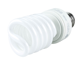 TCP 42W 277V Warm White Spiral CFL Bulb, E39 Base