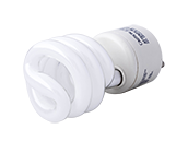 TCP 13W Cool White GU24 Spiral CFL Bulb