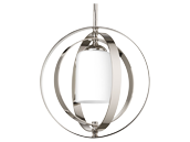 Progress Lighting One-light Small Sphere Foyer Pendant