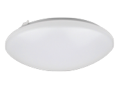 NaturaLED Dimmable 22W 16in 5000K Flush Mount LED Ceiling Fixture