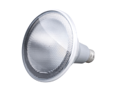 Bulbrite Dimmable 15W 3000K 60° PAR38 LED Bulb, Enclosed and Wet Rated