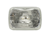 Sylvania H6054 Basic Sealed Beam Auto Bulb