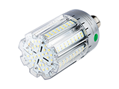 Light Efficient Design 100 Watt Equivalent, 24 Watt 5700K LED Corn Bulb, Ballast Bypass