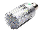 Light Efficient Design 100 Watt Equivalent, 24 Watt 4000K LED Corn Bulb, Ballast Bypass