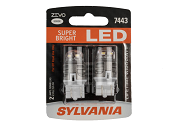 Sylvania 7443 ZEVO LED Automotive Bulb (Pack of 2)