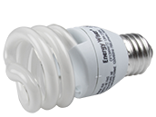 Bulbrite 13W 120V Warm White CFL Bulb, E26 Base