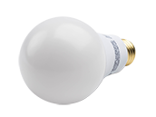 Euri Lighting Non-Dimmable 5W, 9W, 17W 3-Way 3000K A21 LED Bulb