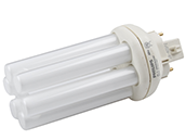 Philips 18W 4 Pin GX24q2 Soft White Triple Twin Tube CFL Bulb