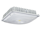 NaturaLED Dimmable 42 Watt 4000K Slim Canopy LED Fixture