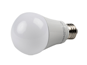 TCP Dimmable 15 Watt 4100K A-19 LED Bulb, Enclosed Fixture Rated