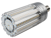 Light Efficient Design 400 Watt Equivalent, 100 Watt 4000K LED Corn Bulb, Ballast Bypass