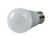 TCP Non-Dimmable 5W 3000K S14 LED Bulb, Wet Rated
