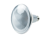 Bulbrite Dimmable 18W 90 CRI 40° 3000K PAR38 LED Bulb, Outdoor and Enclosed Rated, JA8 Compliant
