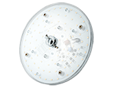 Overdrive Dimmable 25W 3000K Circular LED Module Retrofit Kit