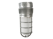 NaturaLED 20W 4000K Ceiling Mount LED Vapor Tight Jelly Jar Fixture
