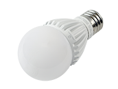 Green Creative Non-Dimmable 25W 120-277V 3000K A-23 LED Bulb, Enclosed Rated, EX39 Base, Ballast Bypass