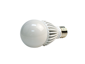 Green Creative Non-Dimmable 25W 120-277V 5000K A-23 LED Bulb, Enclosed Rated, EX39 Base, Ballast Bypass