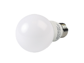Satco Dimmable 9.8W 5000K A19 LED Bulb, Enclosed Fixture Rated