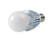 Satco Non-Dimmable 20W 120-277V 4000K A-21 LED Bulb, Enclosed Fixture Rated, E26 Base