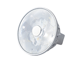 Soraa Dimmable 7.5W, 12V, 95 CRI, 2700K, JA8 Compliant, Enclosed Fixture Rated 10° MR16 LED Bulb, GU5.3 Base
