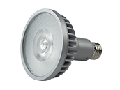 Soraa Dimmable 18.5W, 120V, 95 CRI, 2700K, JA8 Compliant, Enclosed Rated 25° PAR30/L LED Bulb, Medium Base