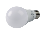 Satco Non-Dimmable 11.5 Watt, 120 Volt 4000K A-19 LED Bulb, Enclosed Fixture Rated
