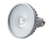Soraa Dimmable 18.5W, 120V, 95 CRI, 2700K, JA8 Compliant, Enclosed Fixture Rated 36° PAR30/L LED Bulb, Medium Base