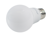 TCP Dimmable 9W 5000K A19 LED Bulb, Enclosed Fixture Rated