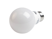 Bulbrite Dimmable 9 Watt 3000K A19 LED Bulb, JA8 Compliant, Enclosed Rated
