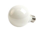 Bulbrite Dimmable 7W 2700K G25 Filament LED Bulb, Enclosed and Wet Rated