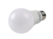 Satco Non-Dimmable 3W, 9W, 12W 3-Way 2700K A19 LED Bulb, Enclosed Rated