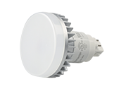 Light Efficient Design Vertical 12W 4 Pin G24q 4000K Hybrid LED Bulb