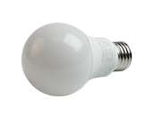 Maxlite Dimmable 9W 2700K A19 LED Bulb, 92 CRI, JA8 Compliant, Enclosed Fixture Rated