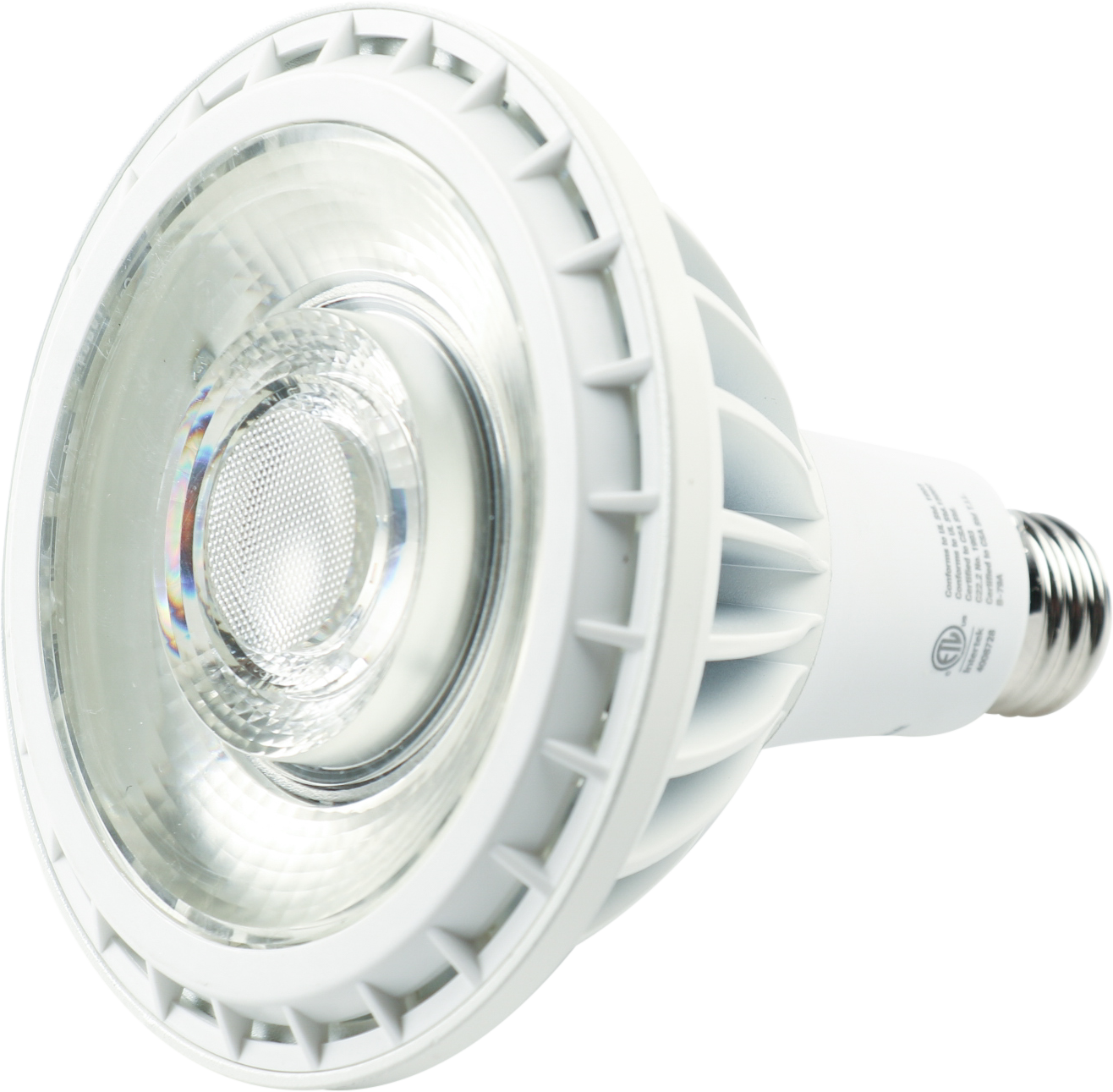 Sylvania Non-Dimmable 30W High Output 120-277V 3000K 25 Degree PAR38 LED Bulb, Outdoor Rated