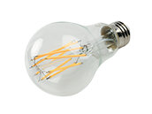 Bulbrite Dimmable 11W 2700K A21 Filament LED Bulb, Enclosed and Wet Rated