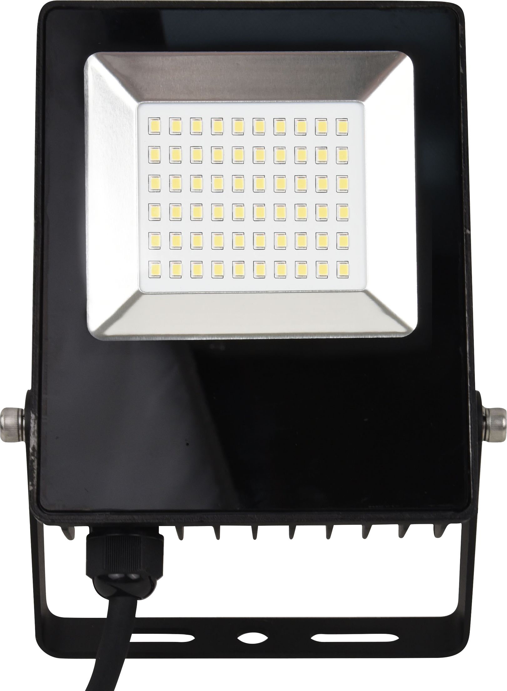 NaturaLED 27 Watt, 150-200 Watt Equivalent, 5000K LED Flood Light Fixture